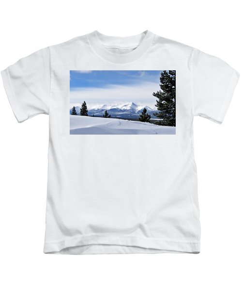 February Wind Kids T-Shirt