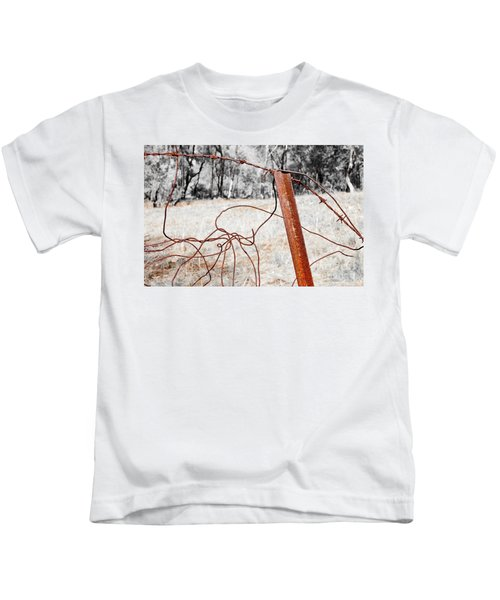 Fence Kids T-Shirt