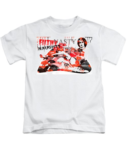 Filthy Nasty Naughty Kids T-Shirt