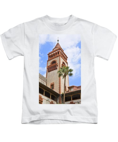 Flagler Tower Kids T-Shirt