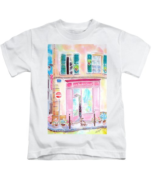Fleuriste Kids T-Shirt