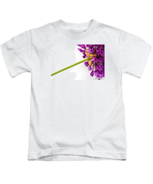 Flower At Rest Kids T-Shirt