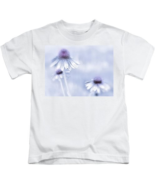 Flower Trio  Kids T-Shirt