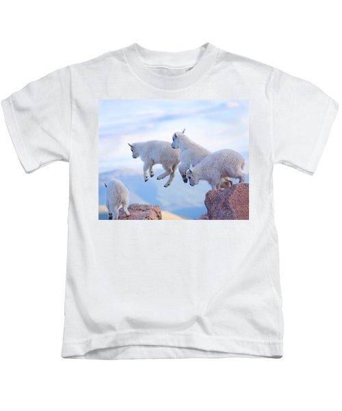 Follow The Leader Kids T-Shirt
