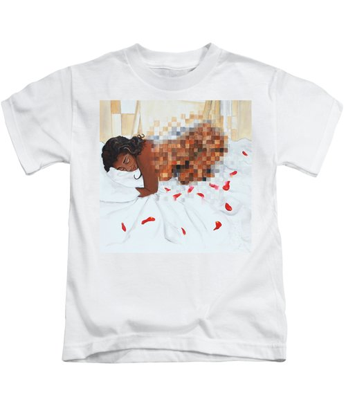 For His Eyes Only Kids T-Shirt