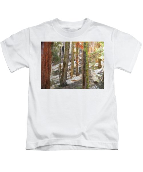 Forest For The Trees Kids T-Shirt