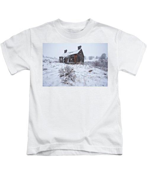 Forgotten In Time Kids T-Shirt