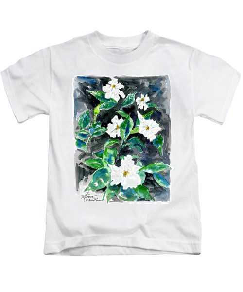 Fragrant Beauty  Kids T-Shirt