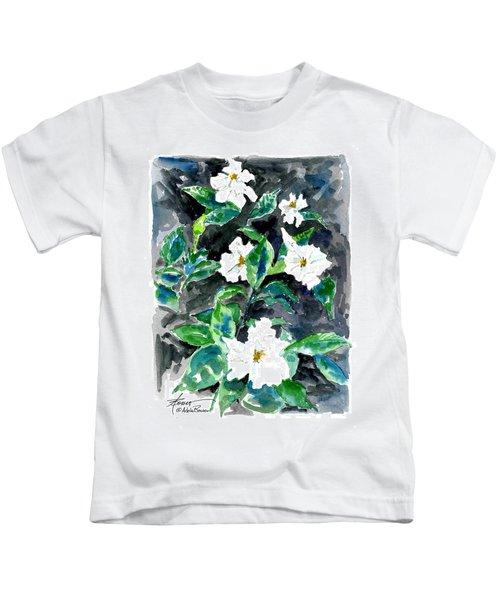 Fragrant Beauty  Kids T-Shirt