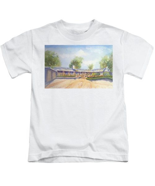 Front Of Home Kids T-Shirt