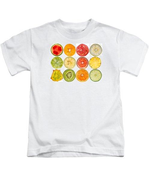Fruit Market Kids T-Shirt
