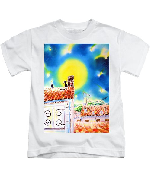Full Moon Kids T-Shirt