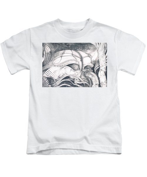 Ghost In The Machine Kids T-Shirt