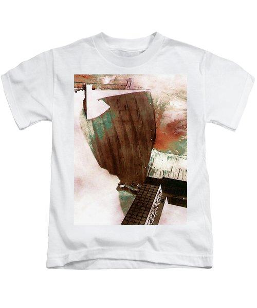 Glen Canyon Dam Kids T-Shirt