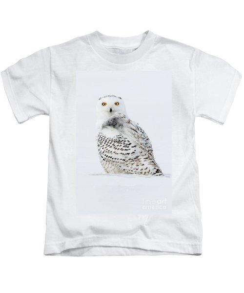 Golden Eyes Kids T-Shirt