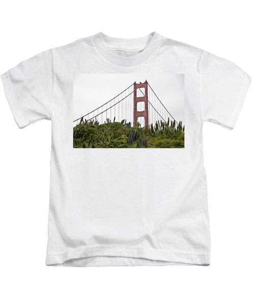 Golden Gate Bridge 1 Kids T-Shirt