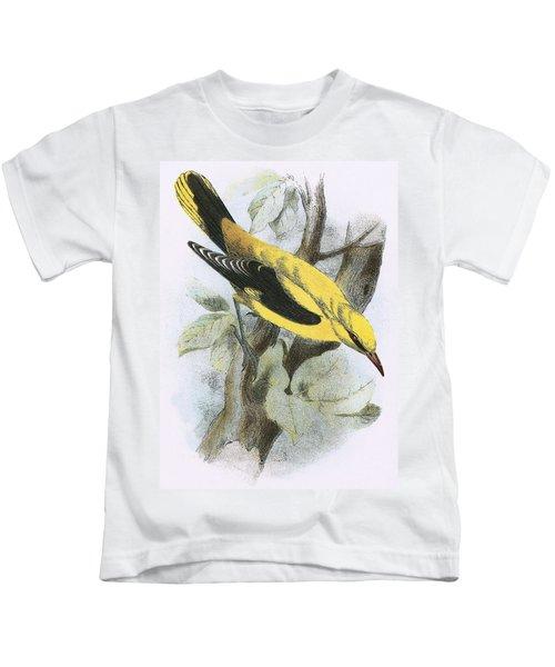 Golden Oriole Kids T-Shirt