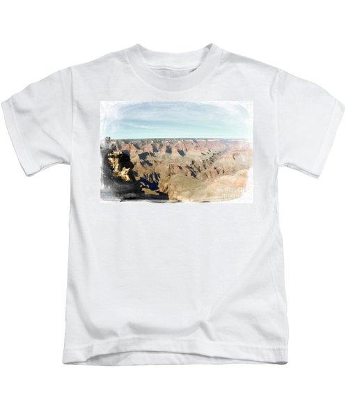 Grand Canyon Softness Kids T-Shirt