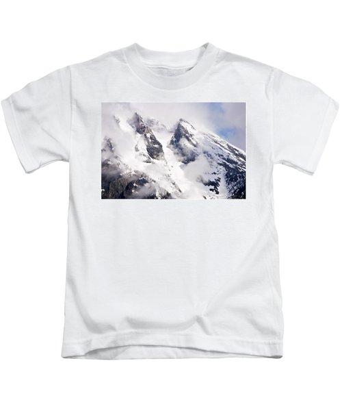 Grand Teton Glacier Kids T-Shirt