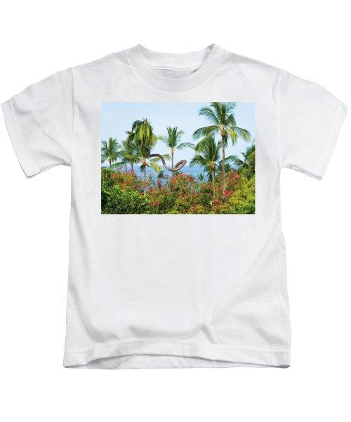 Grow Your Own Way Kids T-Shirt