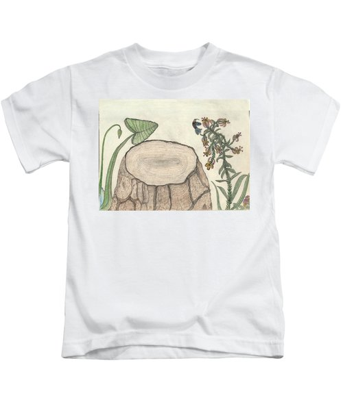 Harvested Beauty Kids T-Shirt