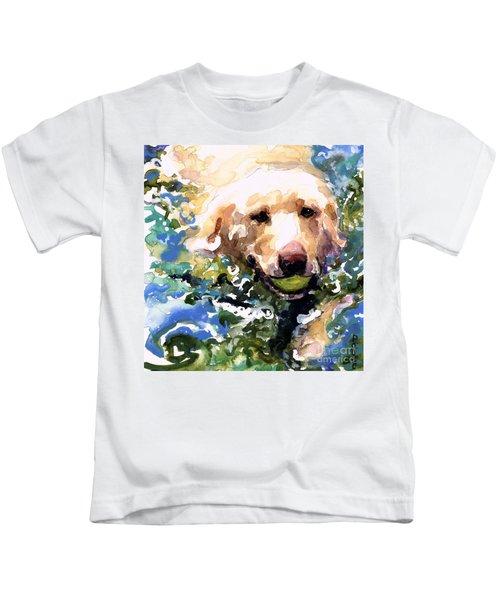 Head Above Water Kids T-Shirt