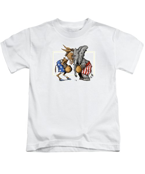 Head To Head Kids T-Shirt