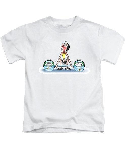 Heavy Water Kids T-Shirt