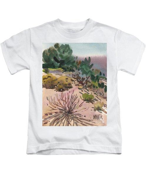 High Desert Flora Kids T-Shirt
