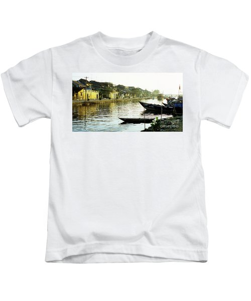 Hoi An Dawn 01 Kids T-Shirt