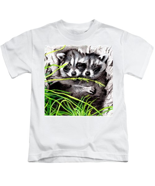 Hold Me Tight  Kids T-Shirt