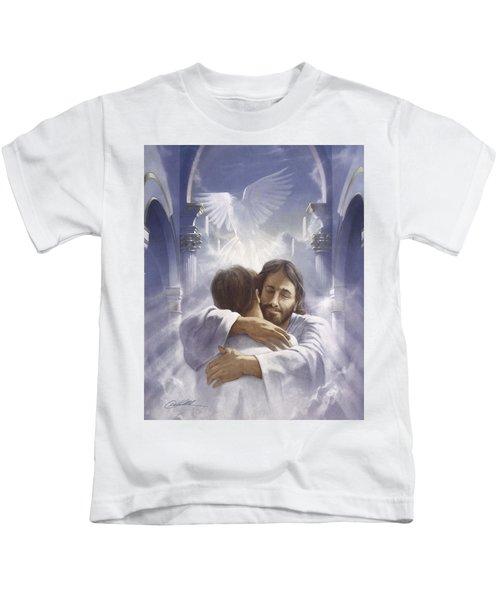 Home At Last Kids T-Shirt