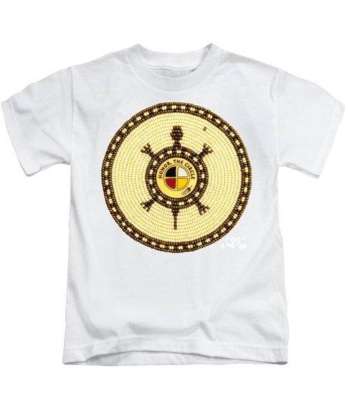 Honor The Circle Kids T-Shirt