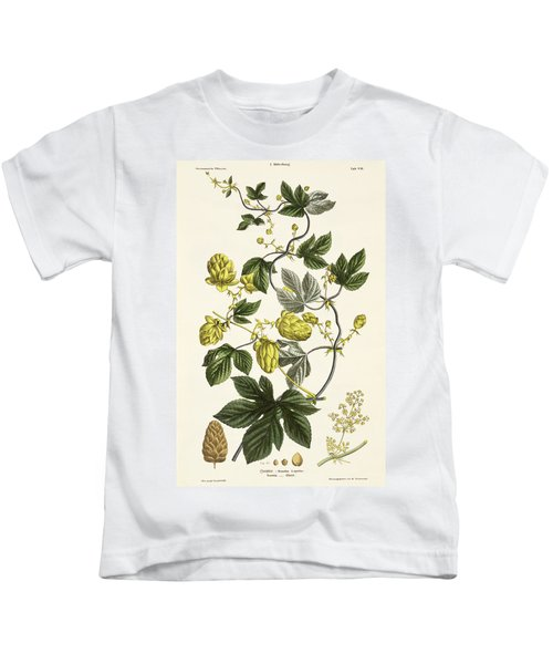 Hop Vine From The Young Landsman Kids T-Shirt