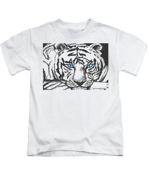 Hungry Eyes Kids T-Shirt