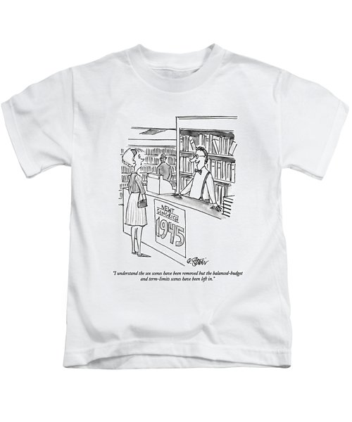 I Understand The Sex Scenes Have Been Removed But Kids T-Shirt