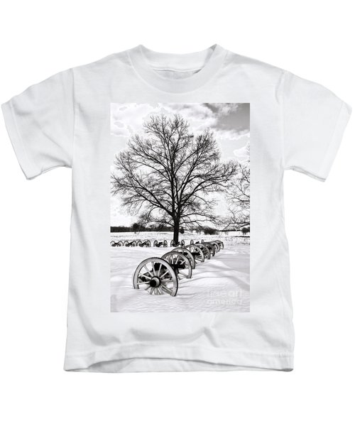 In Time Of Peace  Kids T-Shirt