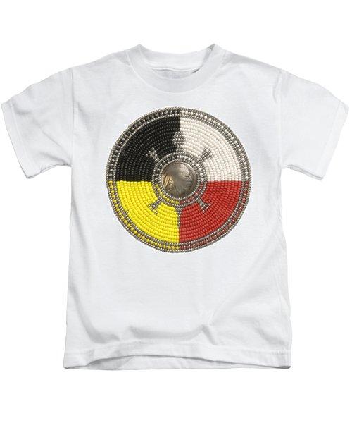 Indian Head Turtle Kids T-Shirt