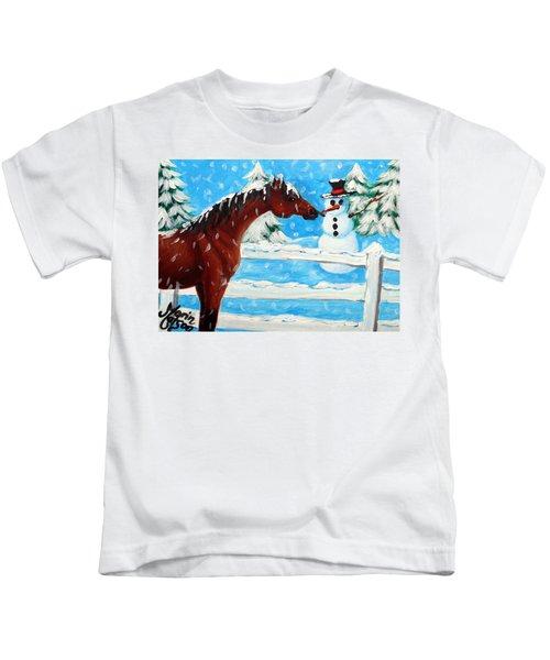 It's A Carrot Kids T-Shirt