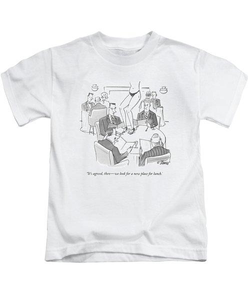 It's Agreed Kids T-Shirt