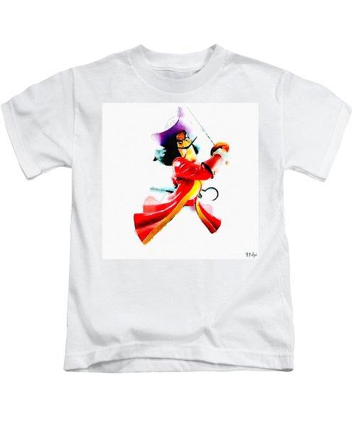 James Kids T-Shirt