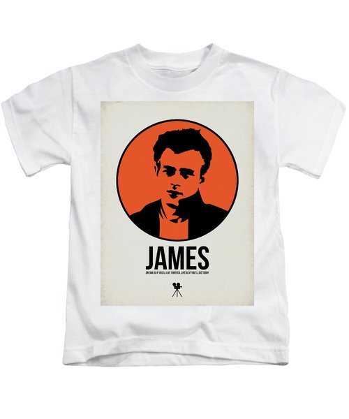 James Poster 1 Kids T-Shirt
