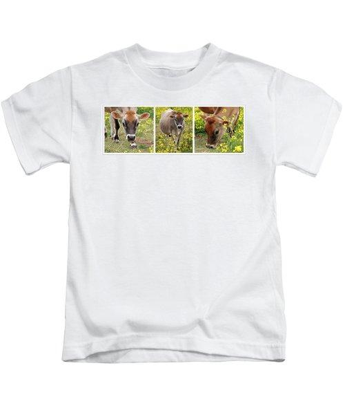 Jersey Fields Of Gold Kids T-Shirt