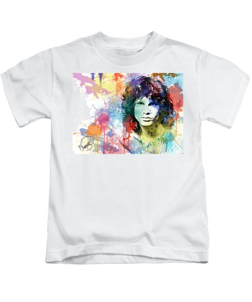 Jim Morrison Kids T-Shirt