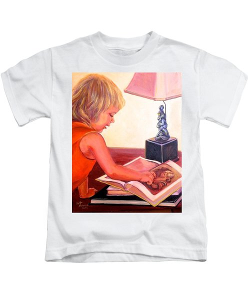 Jojo And Renoir Kids T-Shirt