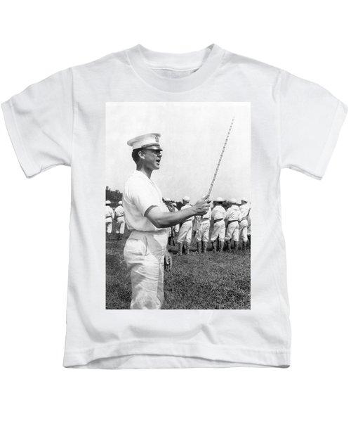 Junior Naval Reserve Training Kids T-Shirt