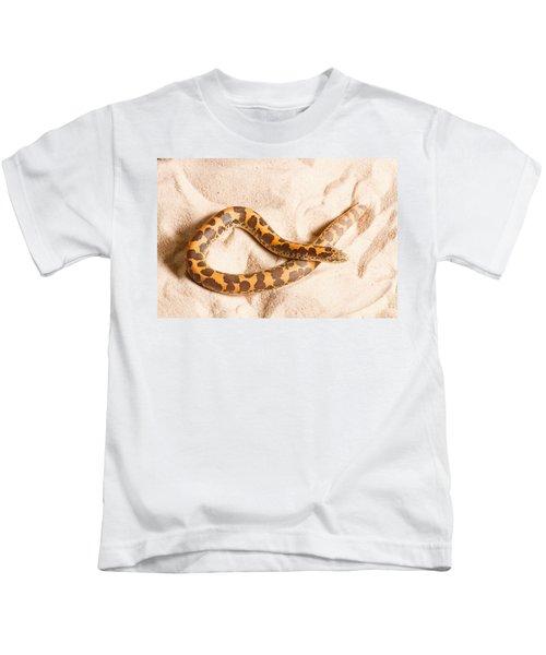 Kenyan Sand Boa Eryx Colubrinus Kids T-Shirt