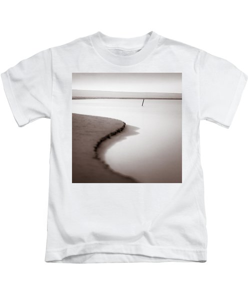 Kijkduin Beach Kids T-Shirt