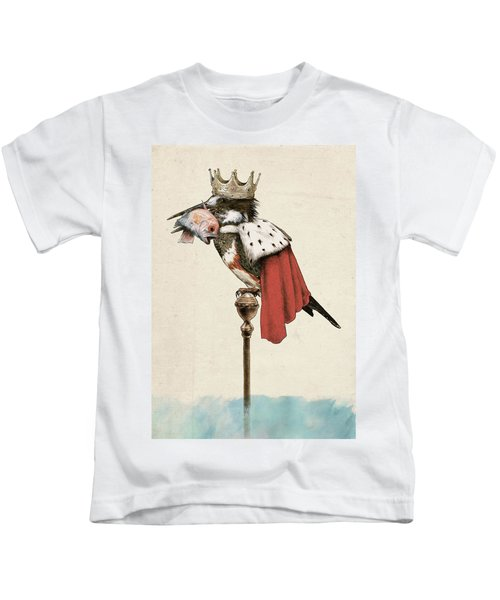 Kingfisher Kids T-Shirt