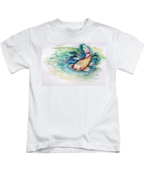 Koi I Kids T-Shirt
